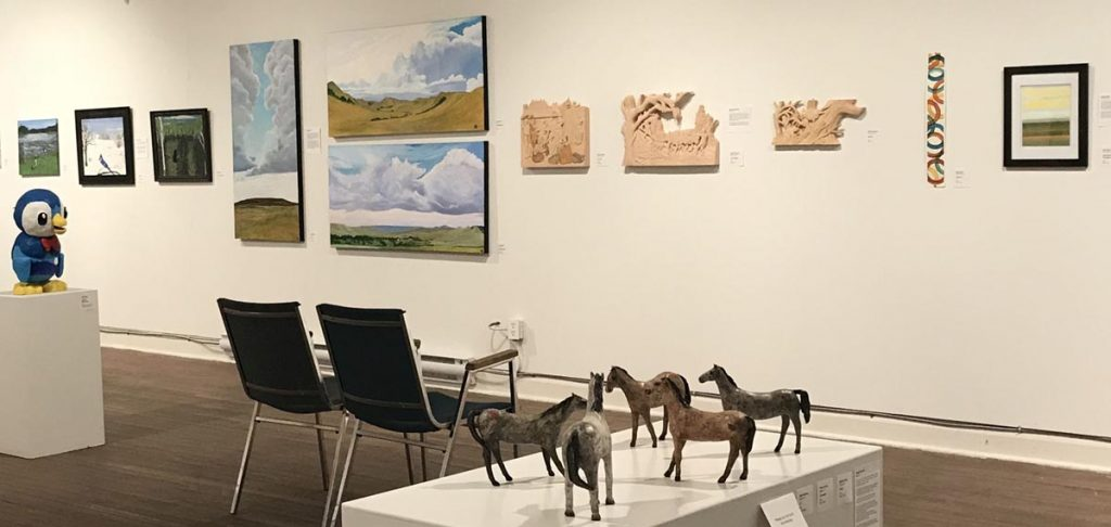 Southwest Open Exhibition at the West Wing Gallery