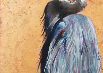 Marsha Schuld - Great Blue Heron