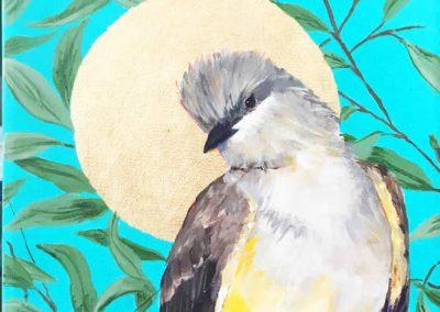 Marsha Schuld - Western Kingbird