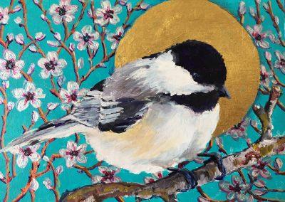 Marsha Schuld - Chickadee
