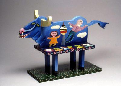 Jane Zednik - Bull, 1980
