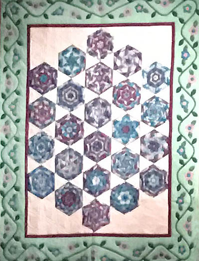 Quilt by Linda Duclos