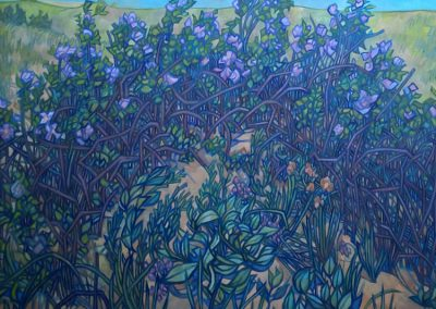 Plantscapes - Artwork by Geoff Phillips