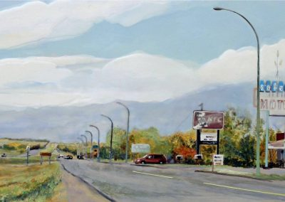 Swift Current - Artwork by Heather Cline