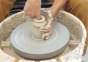 Pottery Wheel Class