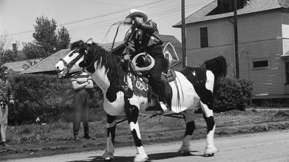 Meet Blowtorch the Mechanical Horse