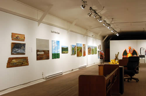 Call for Artworks for the Southwest Open Exhibition
