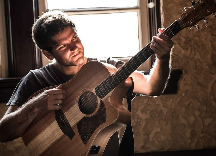 Daniel Champagne is in Concert at AGSC