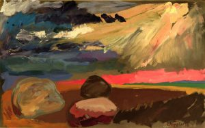 Prairie Rocks by Ken Christopher
