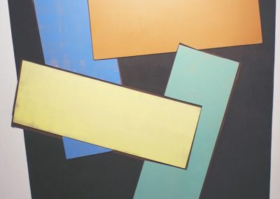 2020 - Robert Christie - Four Colour Shuffle